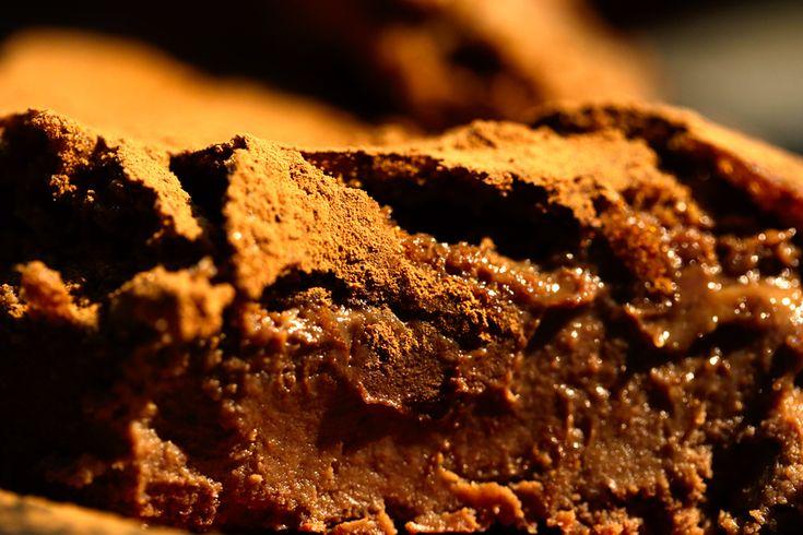 Шоколадный пудинг рецепт не пп