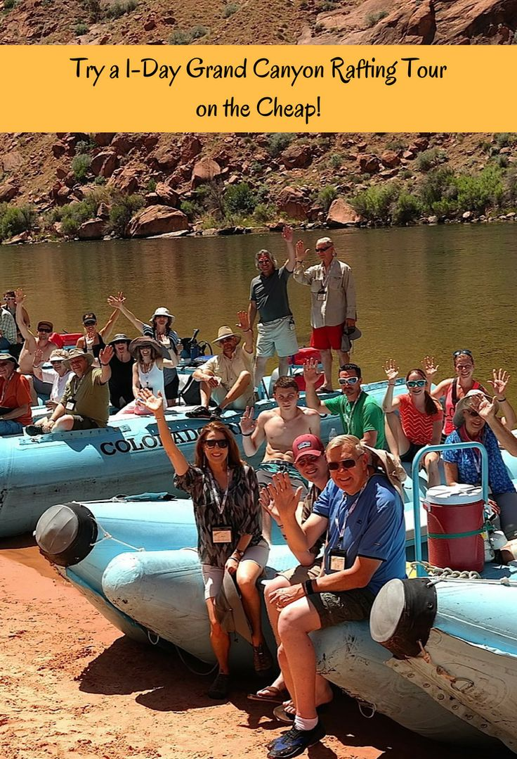 How to get lowest price on 1-Day Grand Canyon rafting tours. Details here: http://www.grandcanyondaytrips.com/3/float/