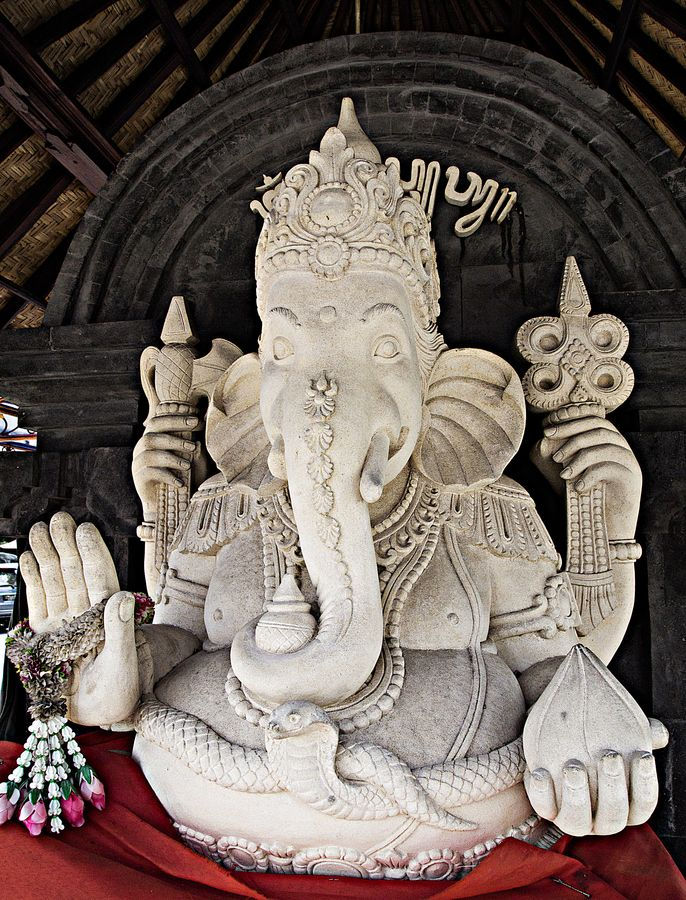 Ganesha by Stefano Zerbini on 500px , Bali - Indonesia