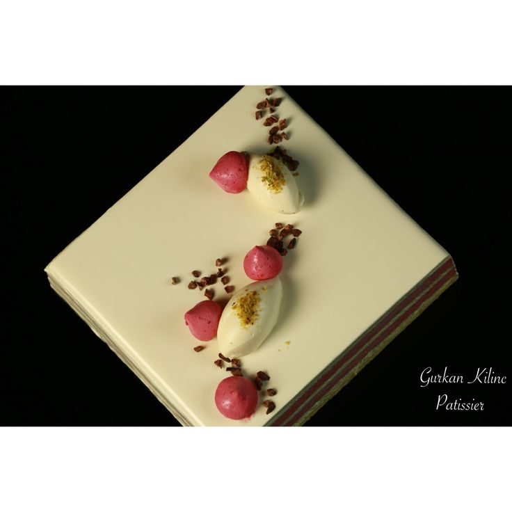 Lychee and Ivoire Chocolate