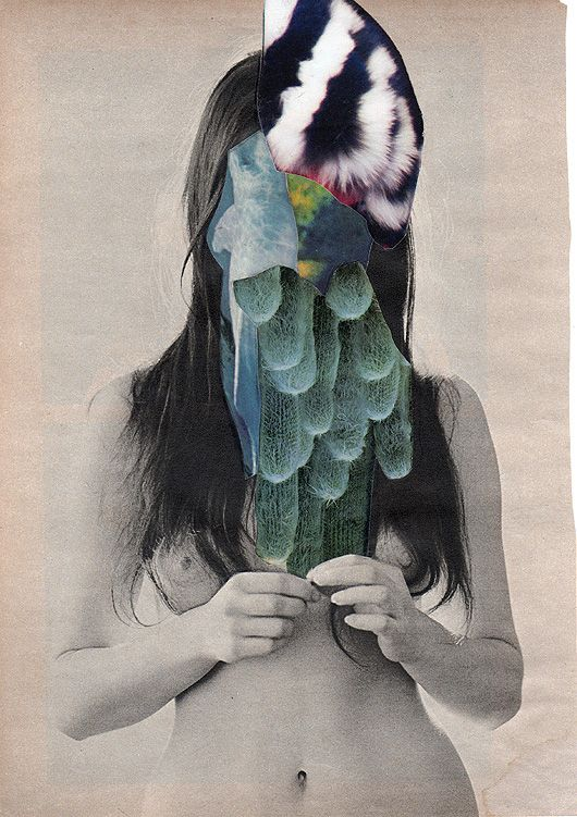 Paper Collage, by Charles Wilkin (New York)