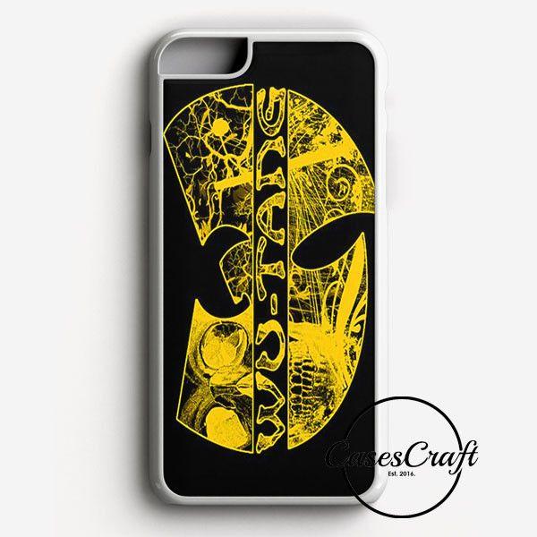 Wu Tang Clan Logo Woowshop iPhone 7 Plus Case   casescraft