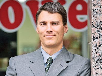"Vancouver mayor Gregor Robertson: ""Technology is now a critical part of Vancouver's economy. We have more jobs in technology than we have in mining, oil and gas, and forestry combined."""