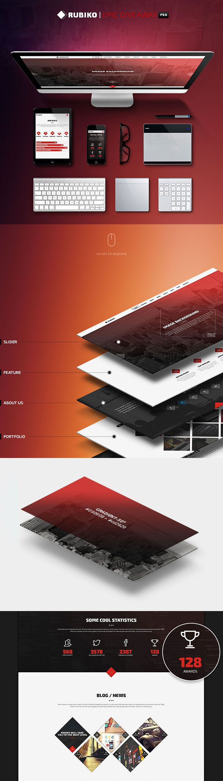 10 UI Design Projects