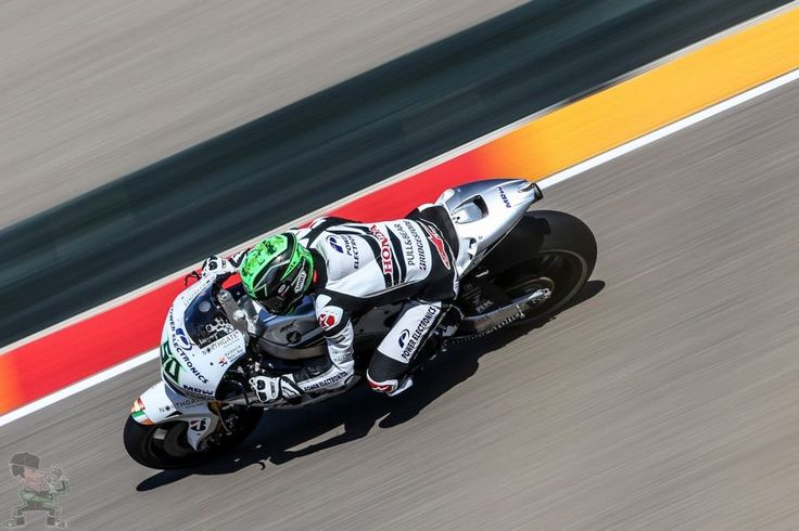 Eugene Laverty : Aragon GP 2015.
