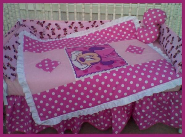 1000 Images About Minnie Mouse Nursery On Pinterest