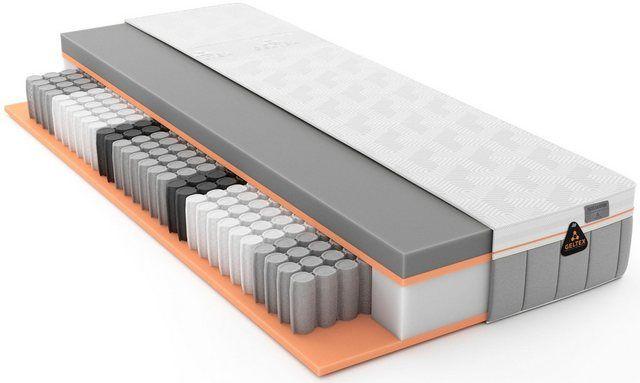 Taschenfederkernmatratze »GELTEX® Quantum Touch 260 TFK«, , 26 cm hoch, mit ca. 6 cm GELTEX® Touch-A