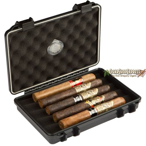 New Online Cigar Deal: Special Gurkha Humidor With 5 CIgars Sampler – $47.8 added to our Online Cigar Shop https://cigarshopexpress.com/online-cigar-shop/cigars/cigars-cigar-samplers/special-gurkha-humidor-with-5-cigars-sampler/ Cigar samplers make great holiday presents that will increase your fame and enjoyment. They are also a great way to introduce your friends to a wide variety of premium handmade ...