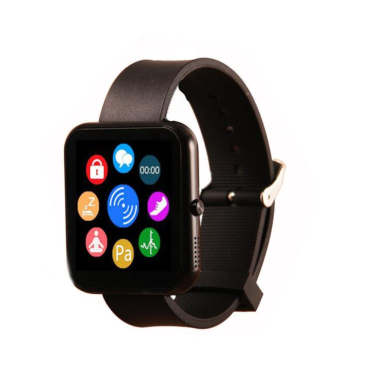 2017 Fashion LF09 Smart Watch Bluetooth Wrist Smartwatch Pedometer Sync Message Phone Call MTK2502 For Android IOS Phone