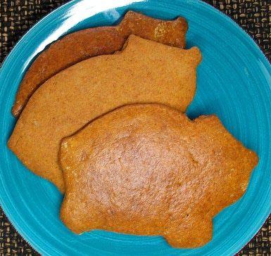 Los cerditos más queridos:  Puerquitos de piloncillo: Los marranitos son de los panes dulces tradicionales más queridos por los mexicanos.