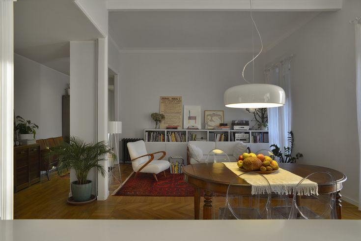 Da Casa Tradizionale, Ad Appartamento Moderno! | Idee Ristrutturazione Casa