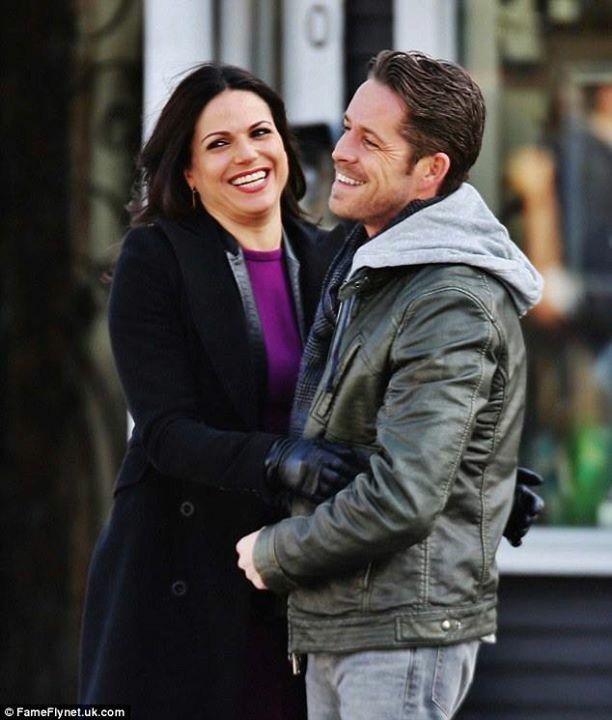 Lana and Sean (Regina and Robin) S4 E17 #HeartofGold