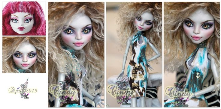 MH CAM Wolf repaint #1 ~Cindy~ by RogueLively.deviantart.com on @DeviantArt
