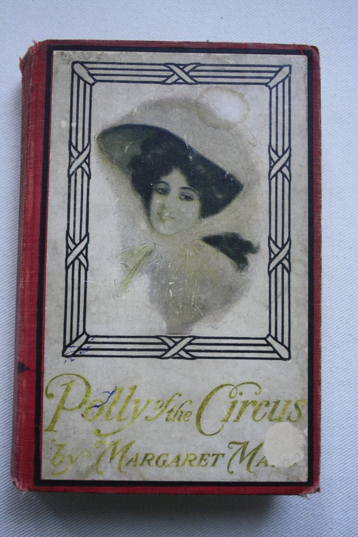 Polly of the Circus by Margaret Mayo by TheKindLady on Etsy