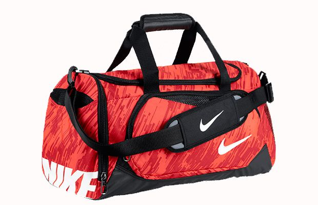 While it may not be your everyday choice, the Nike YA Team Training Duffle Bag is large enough to store the court essentials including a basketball, kicks and uniform. There's even room for a full change of clothes, including dress shoes.