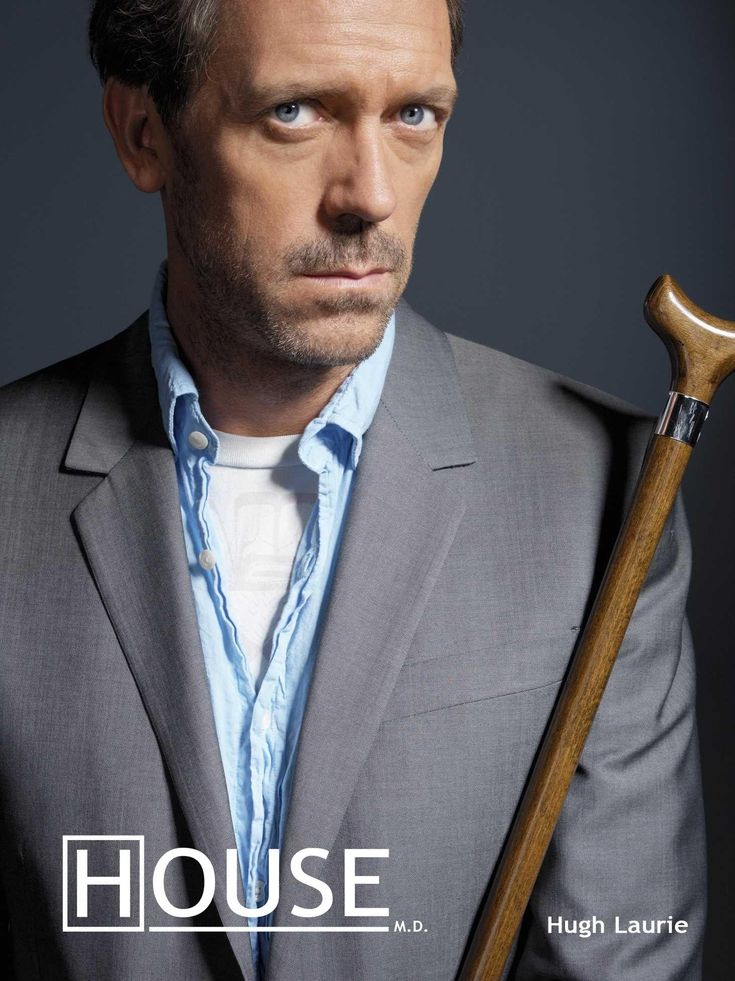 House TV Show | House M.D. (2004) poster - TVPoster.net