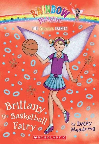 The Sports Fairies' magical items are missing, and now the Fairy Olympics are going all wrong! This is our ninth group of Rainbow Magic fairies; all seven books will be released at once. It's an excit