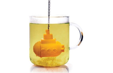 TeaSub Tea Infuser - Tea Submarine by Ototo Design