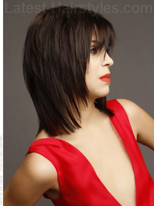 Let's Get Shaggy: 20 Chic Medium Shag Hairstyles | Latest-Hairstyles.com