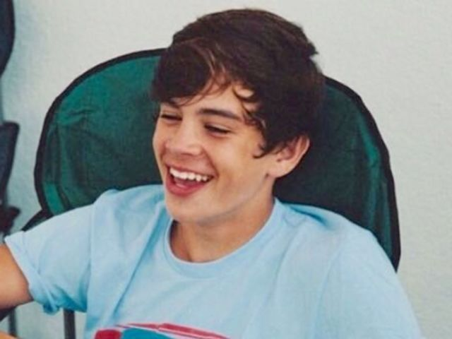 I got: Hayes Grier!! Which magcon boy is perfect for you?