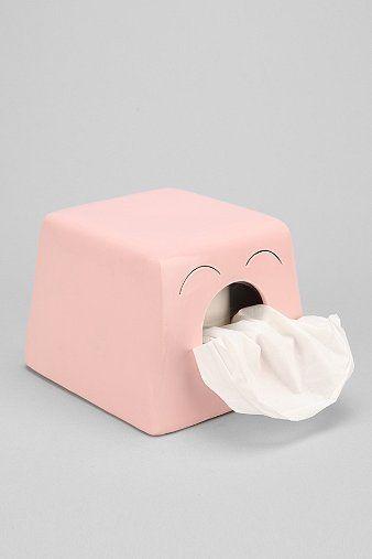 Sweet Scandinavian Tissue Box Holder - Urban Outfitters on Wanelo
