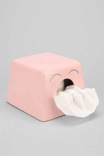Sweet Scandinavian Tissue Box Holder - Urban Outfitters on Wanelo