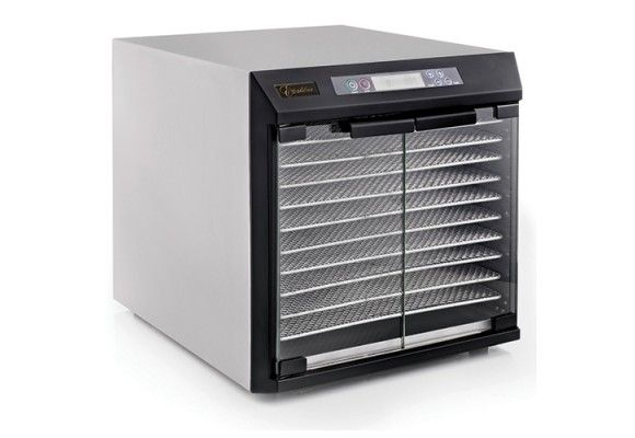 10-Tray Stainless Steel