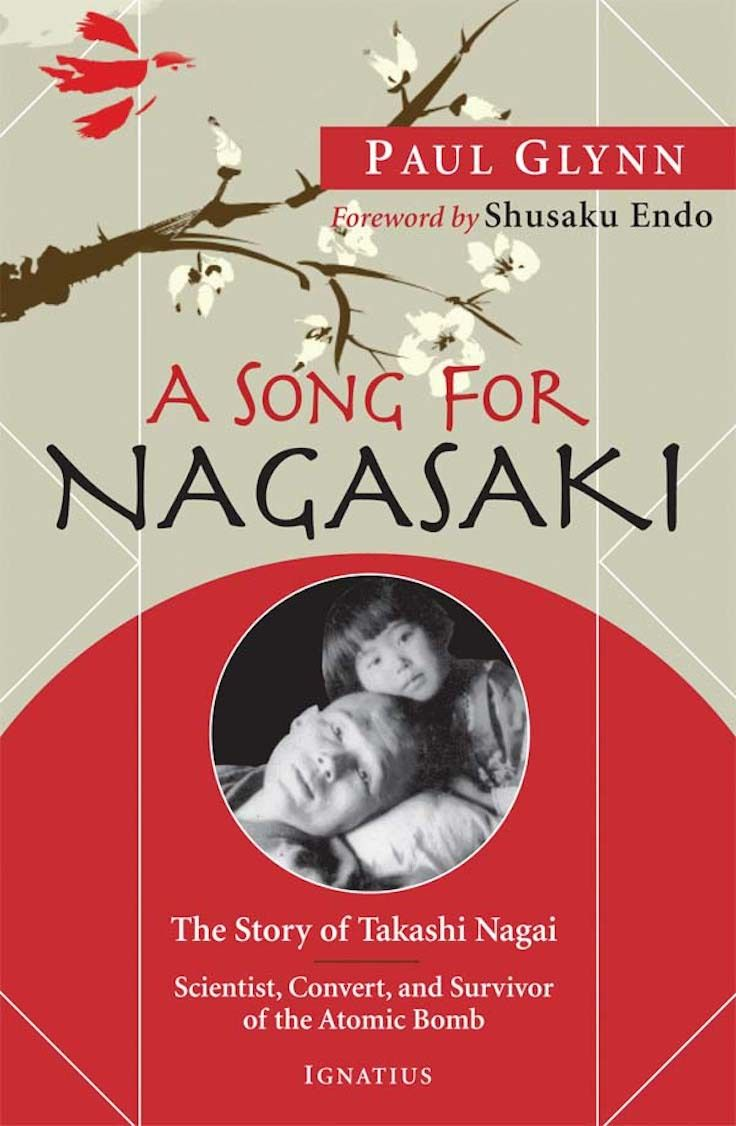 A Song for Nagasaki tells the moving story of Takashi Nagai, a doctor and survivor of the atomic bombing of Nagasaki in 1945, and his incredible spiritual journey to Cathoiicism. This book is a beautiful testimony to the sacrament of marriage and the Christian message of love and forgiveness. (http://store.casamaria.org/a-song-for-nagasaki-the-story-of-takashi-nagai-fr-paul-glynn/)