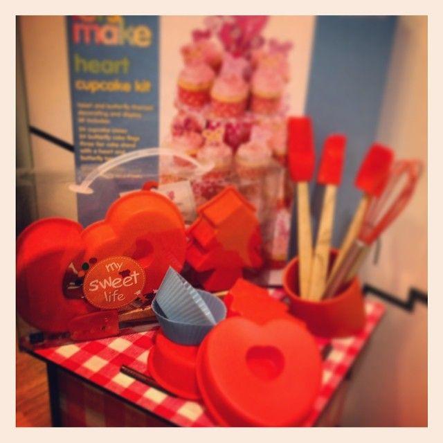 Por San Valentín, juguetes para hacer dulces pasteles!