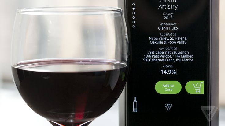 Kuvée is trying to reinvent wine with a ridiculous Wi-Fi bottle