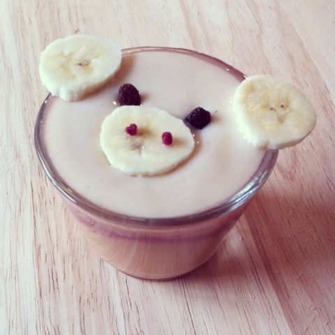 Child`s Play!: Baby foods and parfaits