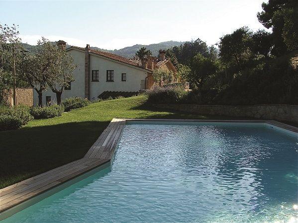 #Piscina di campagna - #Toscana