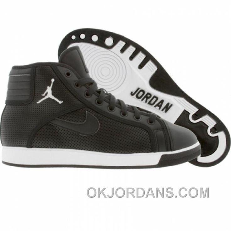 Air Jordan Sky High Black White Cement Grey 414960-001 Authentic