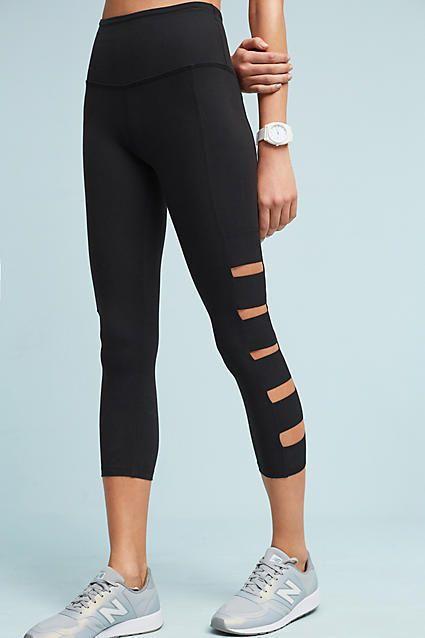 Beyond Yoga Banded Capri Leggings