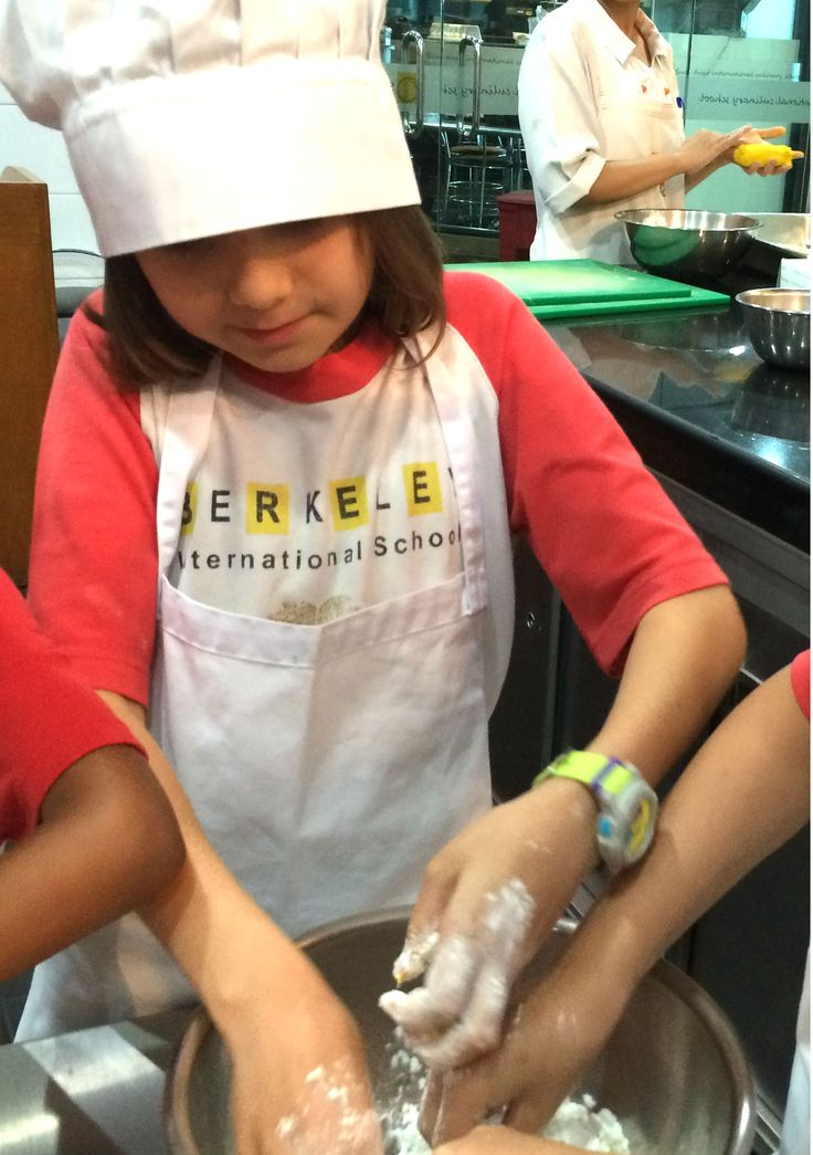 Home economics for 3rd grade. Cooking the best Thai foods! Berkeley visit Suan Dusit!