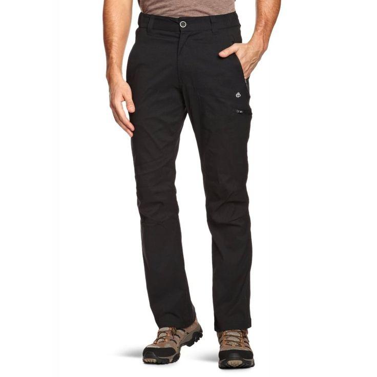 Craghoppers Kiwi Pro Elite Trousers - Mens Clothing from Franticelix UK