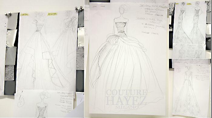 Couture Hayez Atelier Sposa Milano