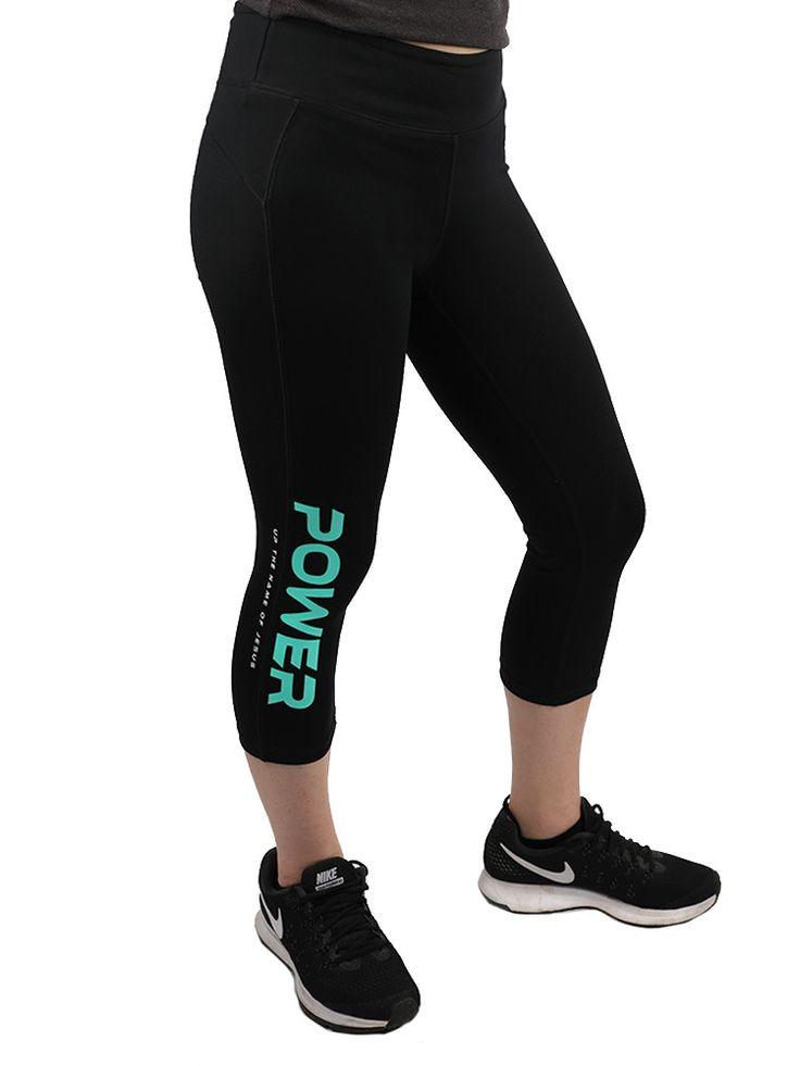 Power Women's Capri Leggings