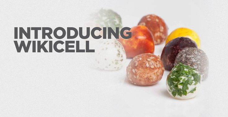 WikiCell - Edible Food Packaging, is a food-packaging concept that bio- mimics natures way of protecting a system by a thin membrane ( which acts as natural barrier). This membranes protects the food contents inside the membrane, and can be eaten like a whole fruit since the membrane itself is edible #Biomimcry #food #ecofriendly #BestInnovation