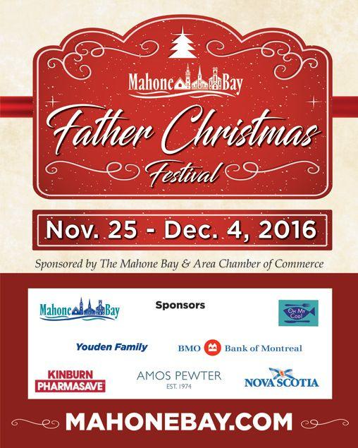 Mahone Bay Father Christmas Festival 2016