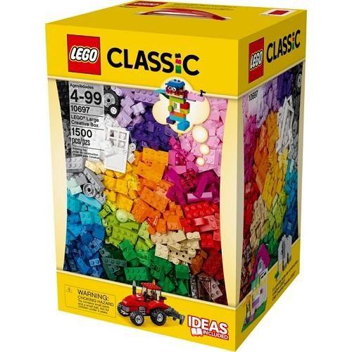 Đồ chơi Lego Classic 10697 mô hình thùng gạch sáng tạo loại lớn