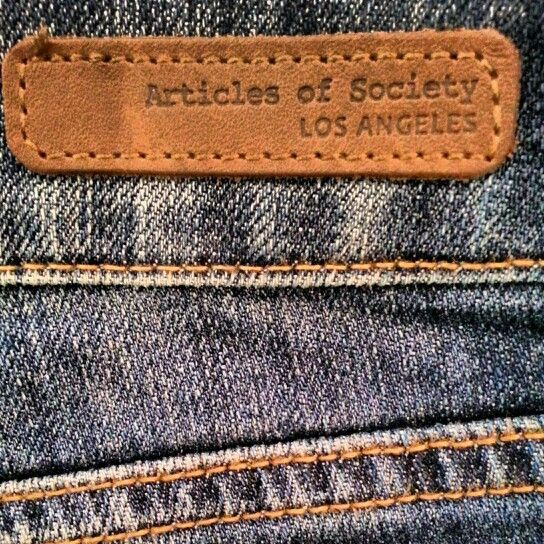 Introducing Articles of Society! Bring a little LA style to your closet :)