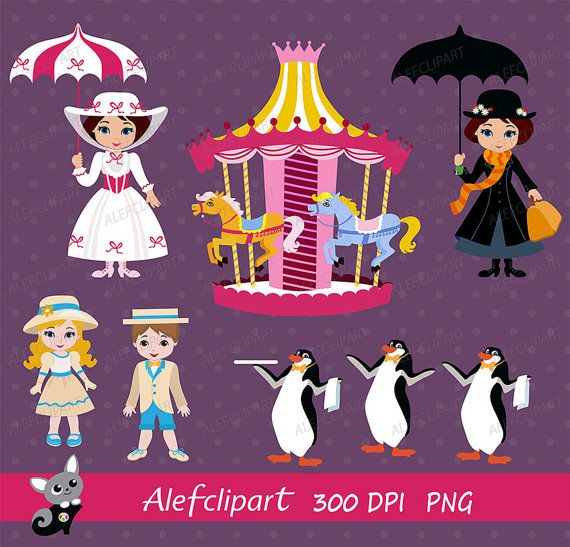 Hey, I found this really awesome Etsy listing at https://www.etsy.com/listing/241874057/mary-poppins-clipart-mary-poppins-clip