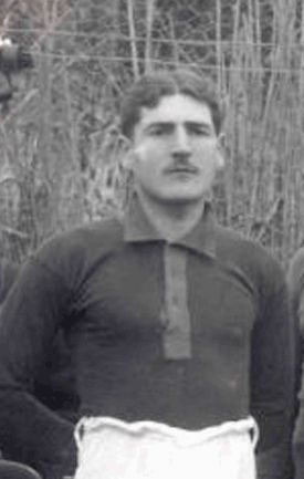 Joseph LIDA (1891-1914) (Football) (Mort pour la France)