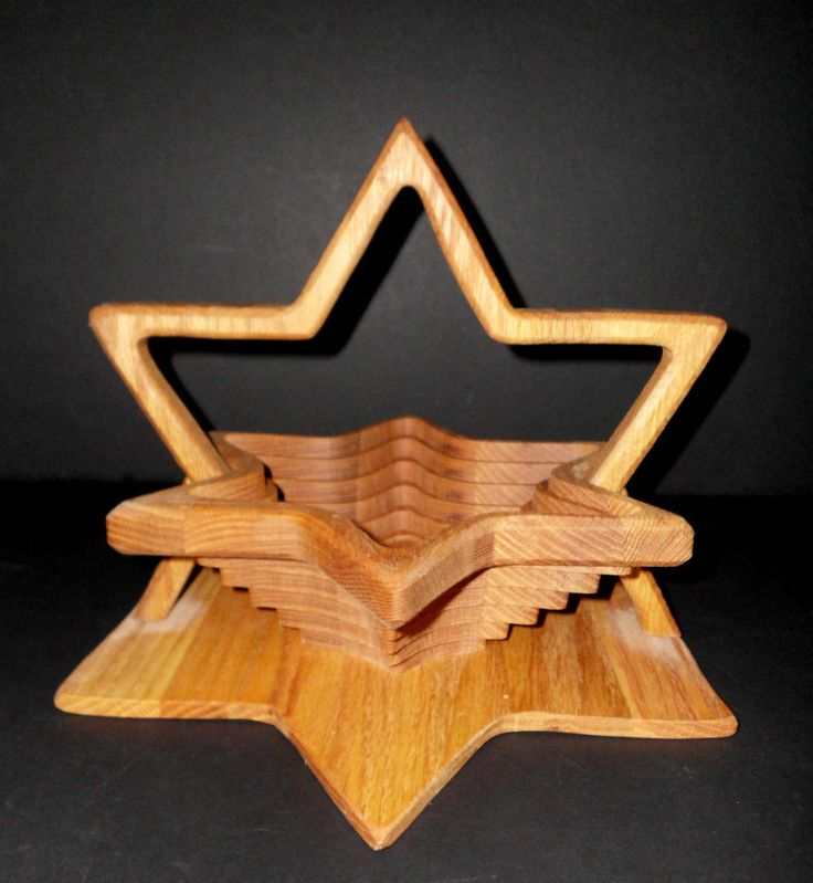 Handmade Collapsible Wooden Baskets : Best images about wooden bowls on