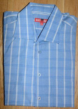 À vendre sur #vintedfrance ! http://www.vinted.fr/mode-hommes/chemises/28024998-tres-belle-chemise-homme-t-4142-marque-scott-fox-tbe