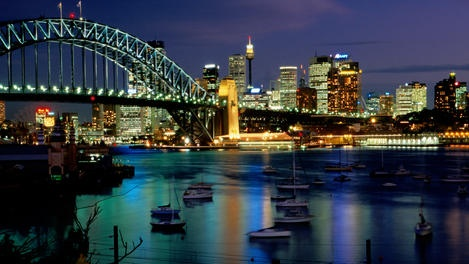 Lonely Planet Article - Sydney:  Drinks with a View