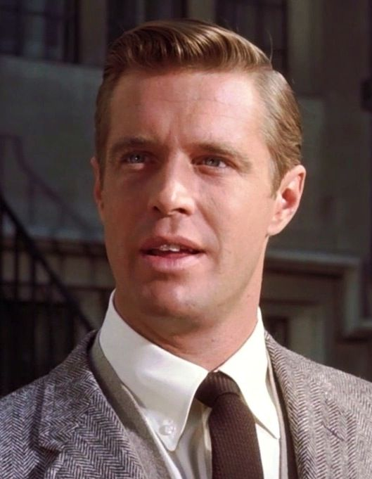 George Peppard (1928-1994) one of my favourite actors ever!