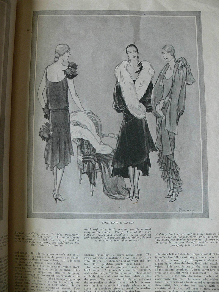 Vtg Fashionable Dress Magazine April 1924 Earl Christy Mary Eaton Maybelline 20s