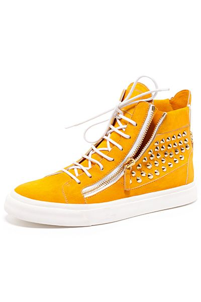 Giuseppe Zanotti - Men's Shoes - 2013 Spring-Summer